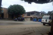 Vehicle, Automobile, Car, Truck, Wheel, Van, Road, Building, City, Town, Street, Moving Van, Caravan, Bus, Minibus
