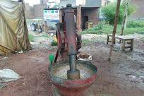 Hydrant, Pump, Working Machine