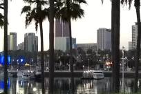 Water, Building, Condo, Housing, Boat, Vehicle, Town, City, Waterfront, High Rise, Plant, Tree, Metropolis, Marina, Port
