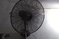 Lamp, Lighting, Electric Fan, Light Fixture, Appliance