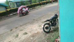Floor, Flooring, Motorcycle, Vehicle, Chair, Furniture, Wheel, Helmet, Motor, Table, Car, Automobile, Road, Tire, Desk