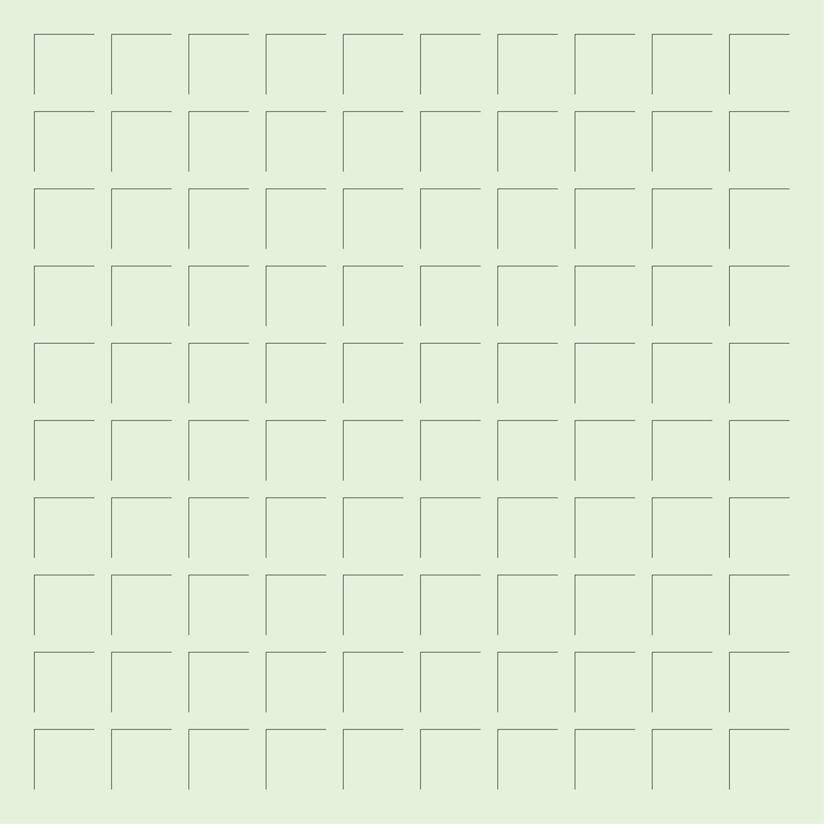 12x12 Grid Pictures To Pin