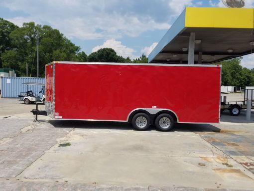 BS 8.5x20TA2L Red R RV Options 28974 Left