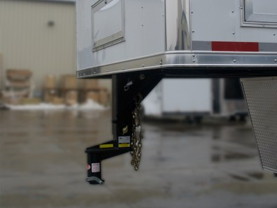 Extended Ball Hitch