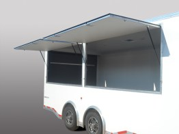 Lift Up Awning Doors