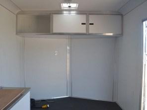 V nose cabinets