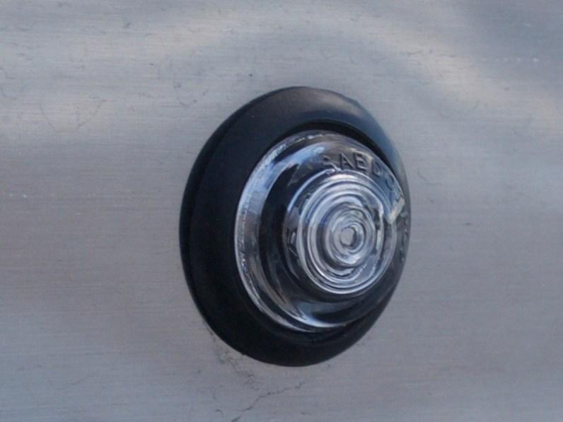 Clear LED Bullet