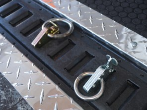 E Track Rope Ring