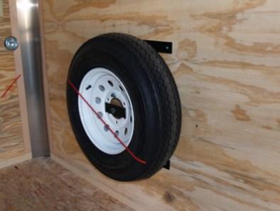 Int Spare Tire Bracket
