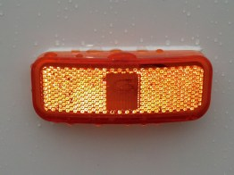 Marker Light Amber