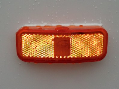 Marker Light Amber