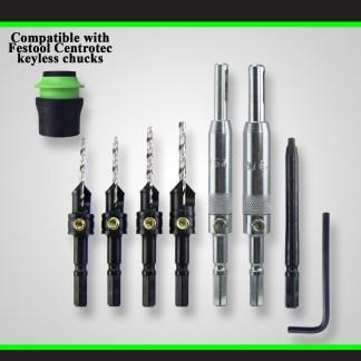 Festool Centrotec Compatible Accessories