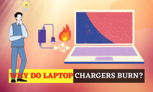 Why do Laptop Chargers burn