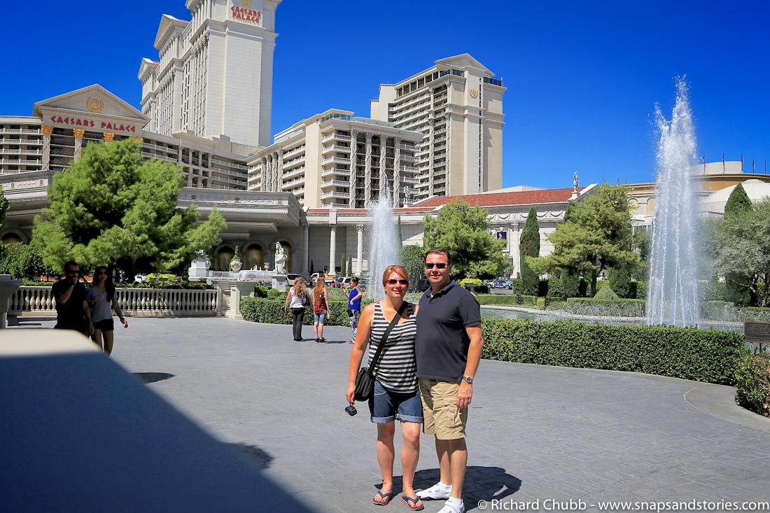 USA Road Trip A Day in Las Vegas
