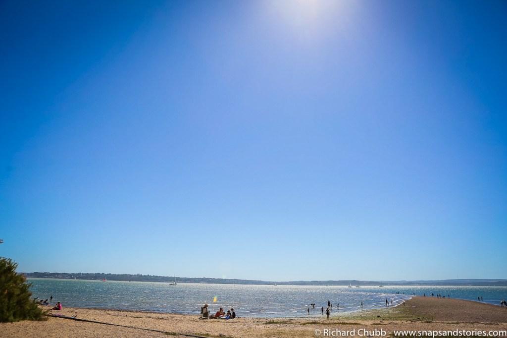 Lepe Beach Day Trip-1008