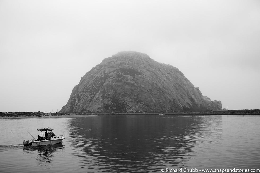 Santa Barbara and Malibu on the PCH Morro Bay