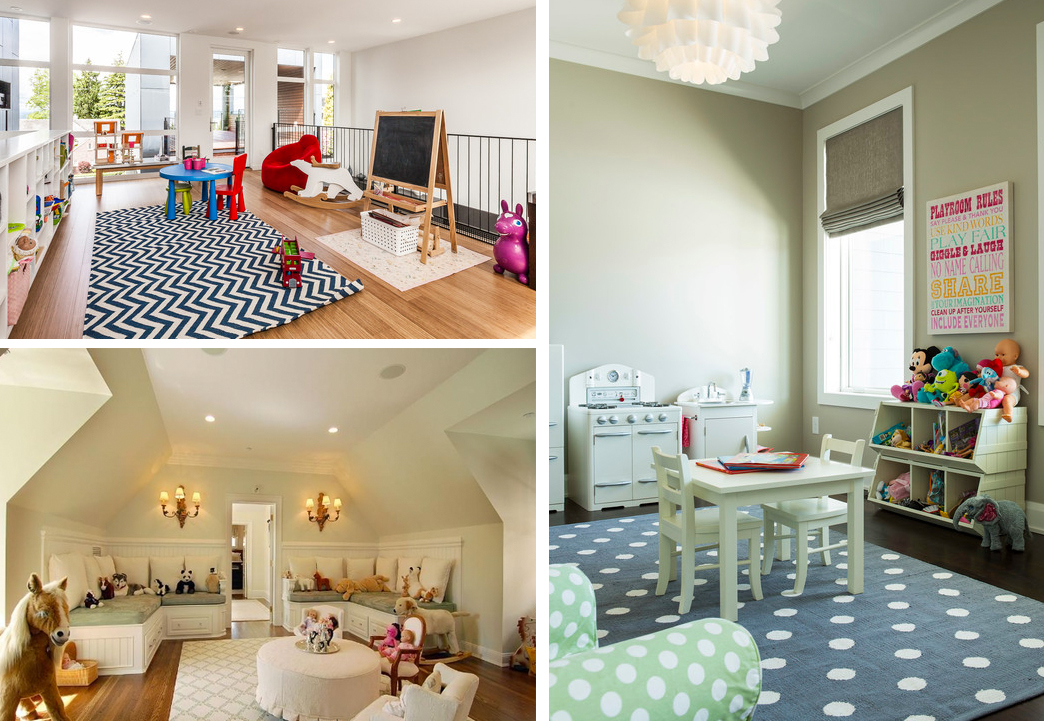Children S And Kids Room Ideas Designs Inspiration: Dream Playrooms – Snapshots & My Thoughts
