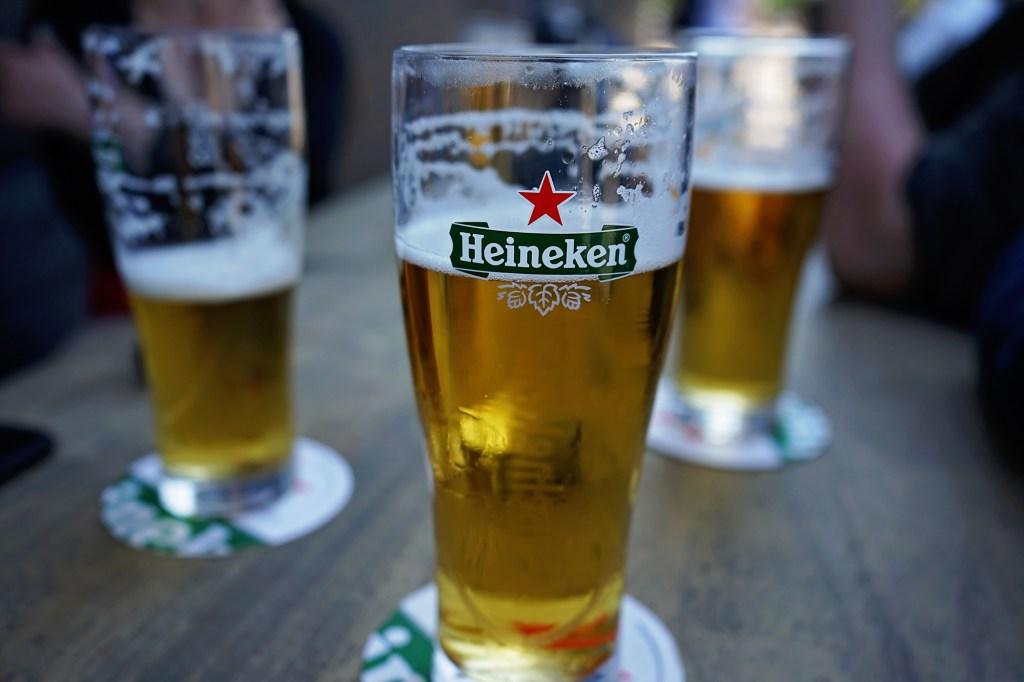 Amsterdam Heinekein