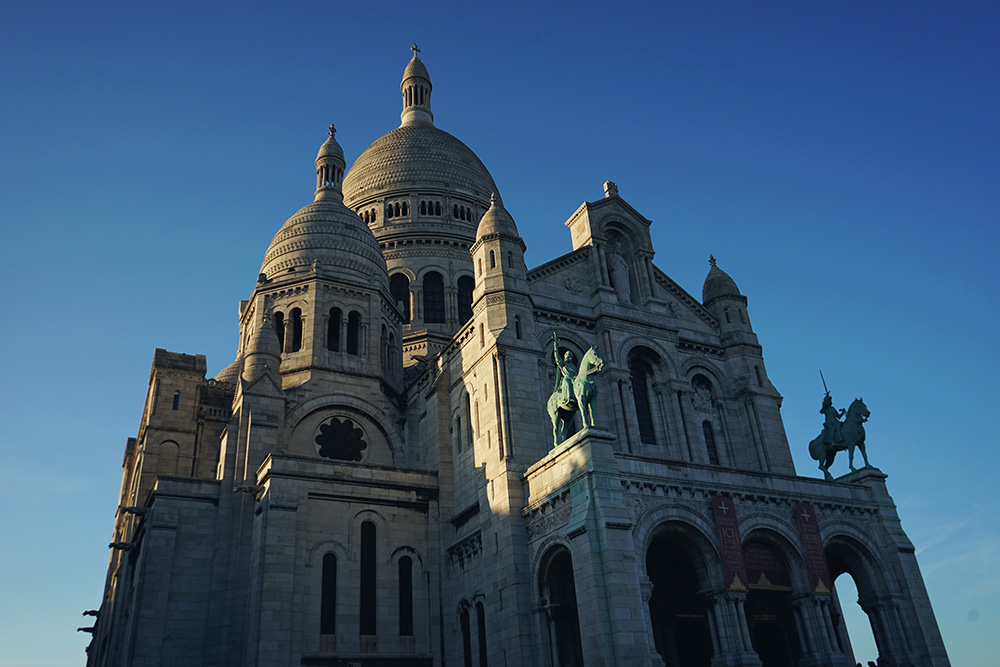 sacre coure paris france