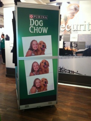 Purina Photo Booth