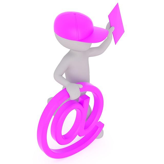 Un avertissement peut-il être notifié par mail ?