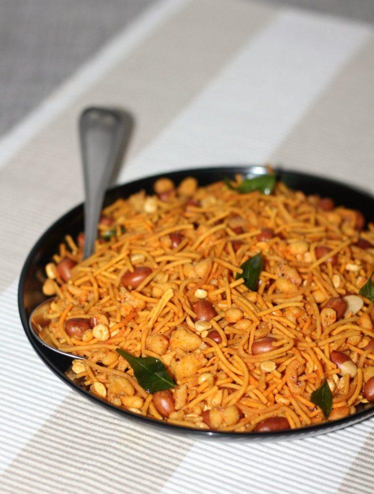 Spicy Kerala Mixture