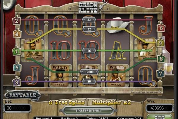 Betsafe Casino - Big Hit on Dead or Alive
