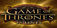 Free Game of Thrones 15 Line Slot MG