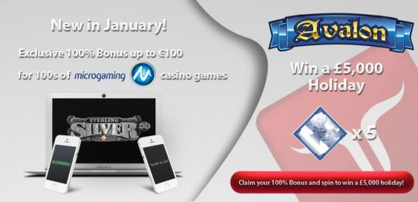 JetBull Casino - 100% Reload Bonus