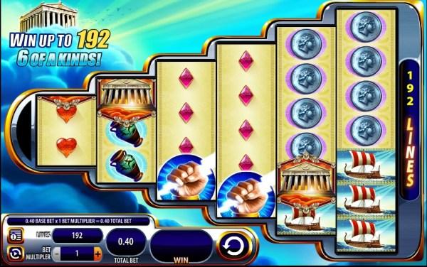 Zeus 3 Slot Williams Interactive