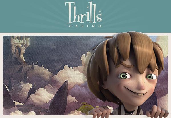 Thrills Casino - 60 Free Spins