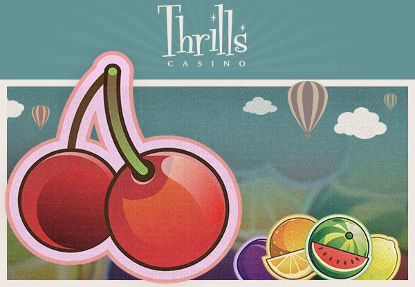 Thrills Casino - 75 Free Spins