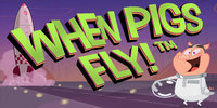 When Pigs Fly NetEnt Slot