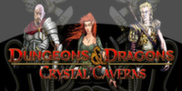 Dungeons and Dragons Crystal Caverns IGT Slot