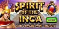 Spirit of the Inca Slot RTG