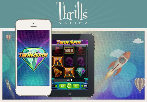 Thrills Casino 10 Free Spins No Deposit