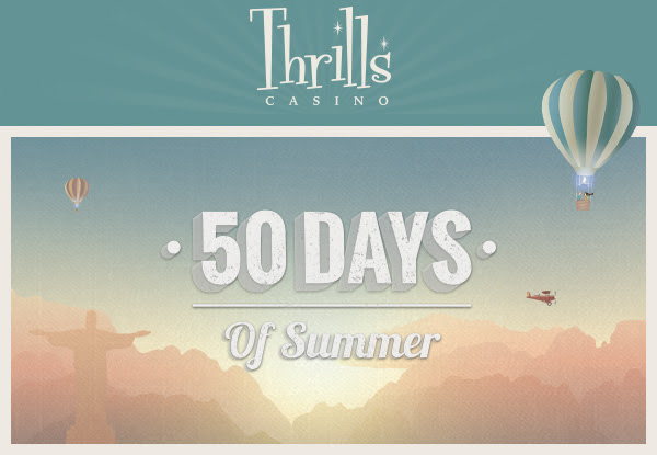 Thrills Casino Free Spins and Bonuses
