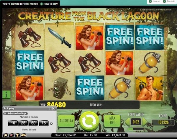 Mr. Green Casino Big Win