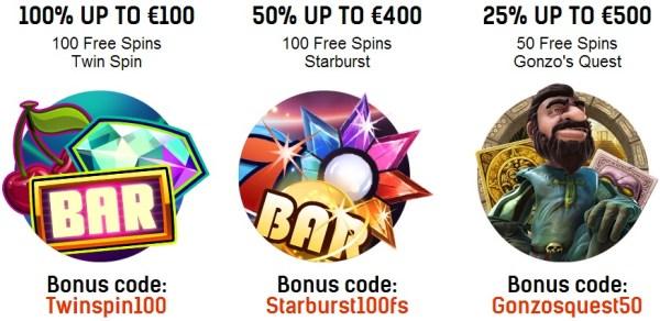 Redbet Bonus Offers