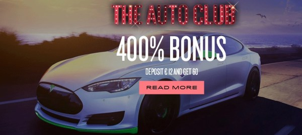 Buck and Butler Casino 400% Bonus