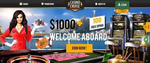 Casino Cruise New NetEnt Casino