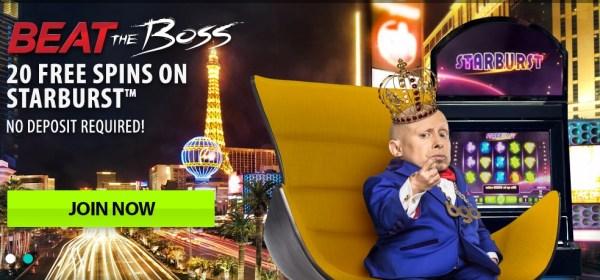 BGO Casino 20 Free Spins No Deposit
