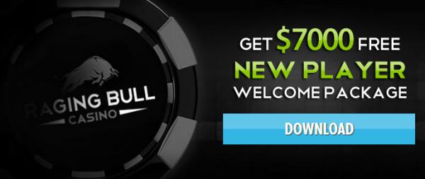 Raging Bull Casino $50 Free