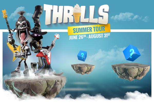 Thrills Casino Summer