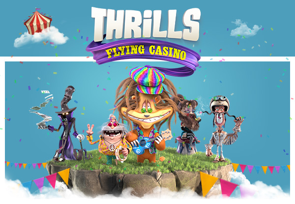 Thrills Casino 3 Day Casino Festival