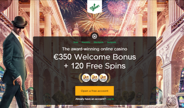 MrGreen New Casino Offers