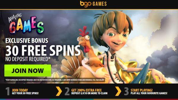 bgo-30-free-spins-no-deposit