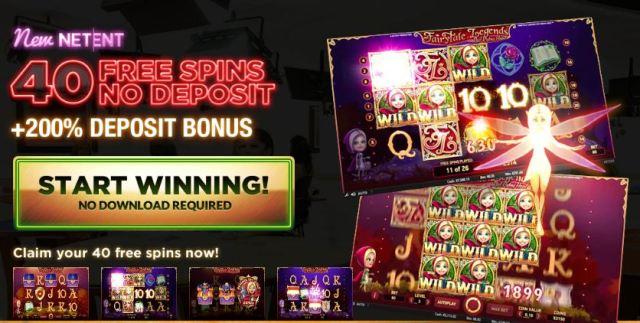 Slotjoint Casino 40 No Deposit Spins 200 Bonus Snazzyslots