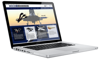 Joplin Manufacturer Website Design