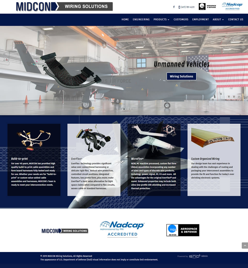 Joplin Area Manufacturing Website